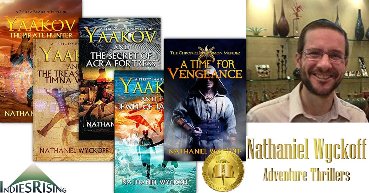 books and novels by outstanding independent self-published author Nathaniel Wyckoff