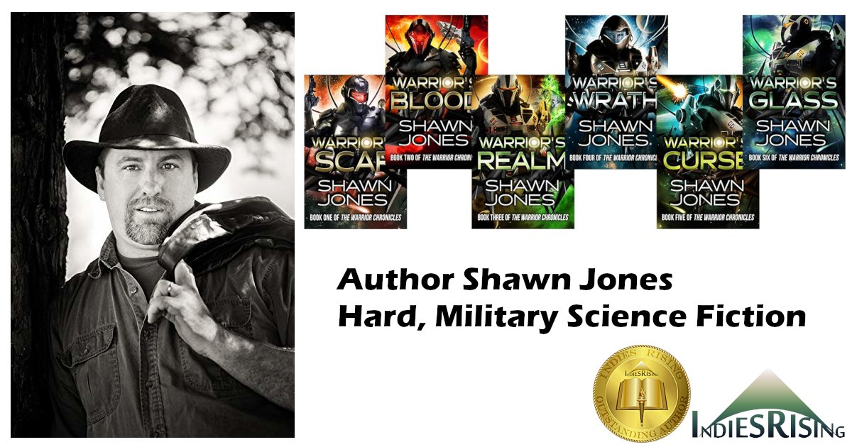 books and novels by outstanding independent self-published author Shawn Jones