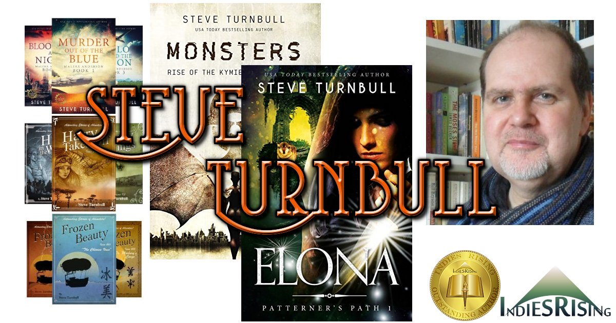 books and novels by outstanding independent self-published author Steve Turnbull