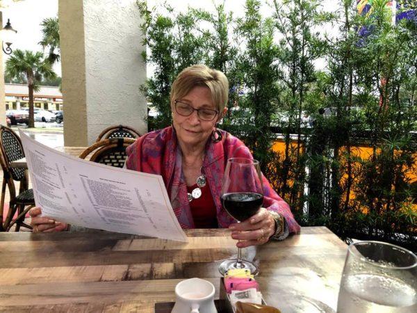 Laura Belgrave, mystery author