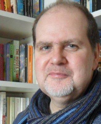 Steve Turnbull, author