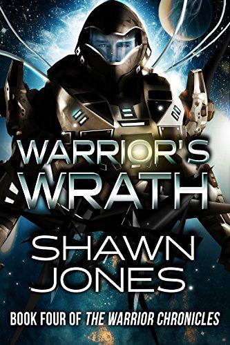 Warrior's Wrath by Shawn Jones