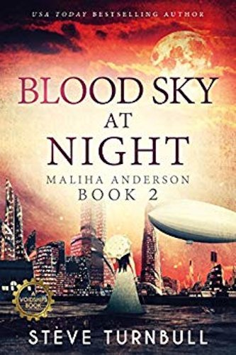 Blood Sky at Night by Steve Turnbull