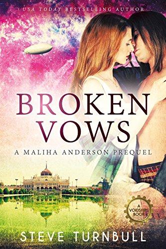 Broken Vows by Steve Turnbull