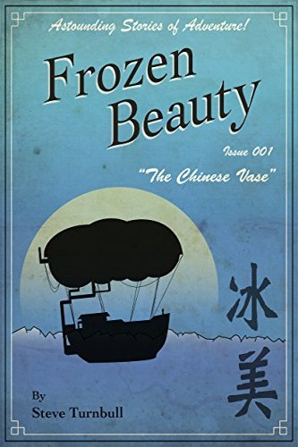 Frozen Beauty, The Chinese Vase by Steve Turnbull