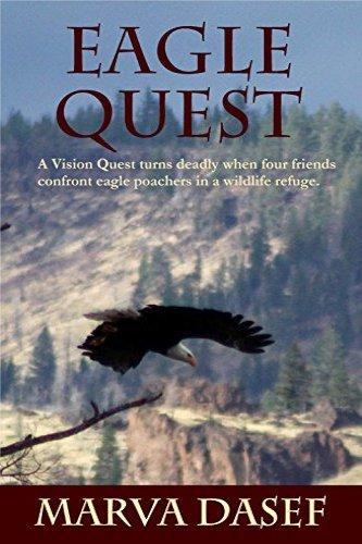 Eagle Quest by Marva Dasef