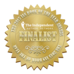 Independent Author Network Book of the Year Finalist medal