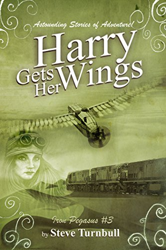 Harry Gets Her Wings by Steve Turnbull
