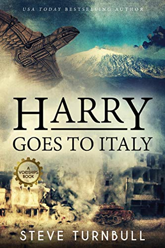 Harry Goes to Italy by Steve Turnbull