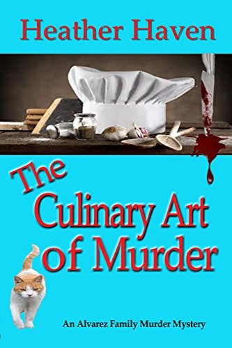 The Culinary Art of Murder by independent, self-published author Heather Haven