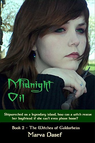 Midnight Oil by Marva Dasef