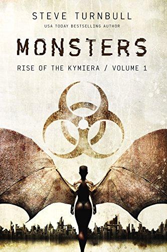 Monsters1 Rise ot Kymiera by Steve Turnbull