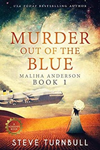 Murder Out of the Blue by Steve Turnbull