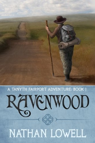 Ravenwood by Nathan Lowell, fantasy