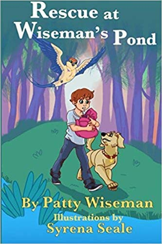 Rescue at Wiseman's Pond self-published by independent author Patty Wiseman