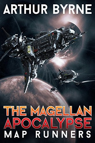 The Magellan Apocalypse: Map Runners, a self-published science fiction novel by independent author Brian Meeks writing as Arthur Byrne