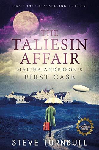 The Taliesin Affair by Steve Turnbull