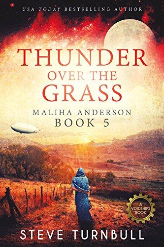 Thunder Over the Grass by Steve Turnbull