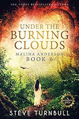 Under the Burning Clouds by Steve Turnbull