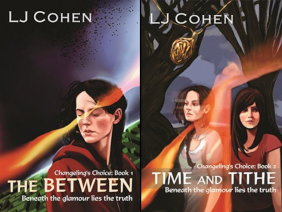 Changling's Choice series by independent self-published author LJ Cohen