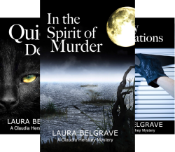 The Claudia Hershey Mystery Series by Laura Belgrave