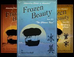 Frozen Beauty Series by Steve Turnbull