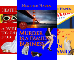 Heather Haven, outstanding independent, self-published author