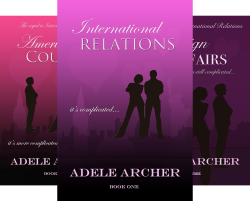International Relations Series by Adele Archer
