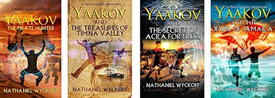 Nathaniel Wyckoff, outstanding independent, self-published author