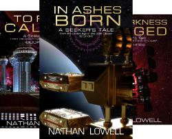 Seeker's Tale Series by self-published, independent author Nathan Lowell