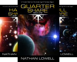 Trader's Tale Series by self-published, independent author Nathan Lowell
